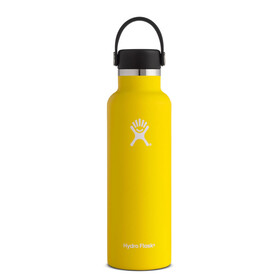 Hydro Flask Standard Mouth Flex Bottle 621ml Lemon